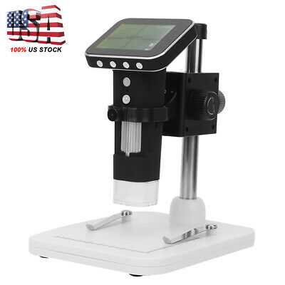 500x Portable Usb Cordless Digital Microscope Camera With 2.4 Lcd Screen