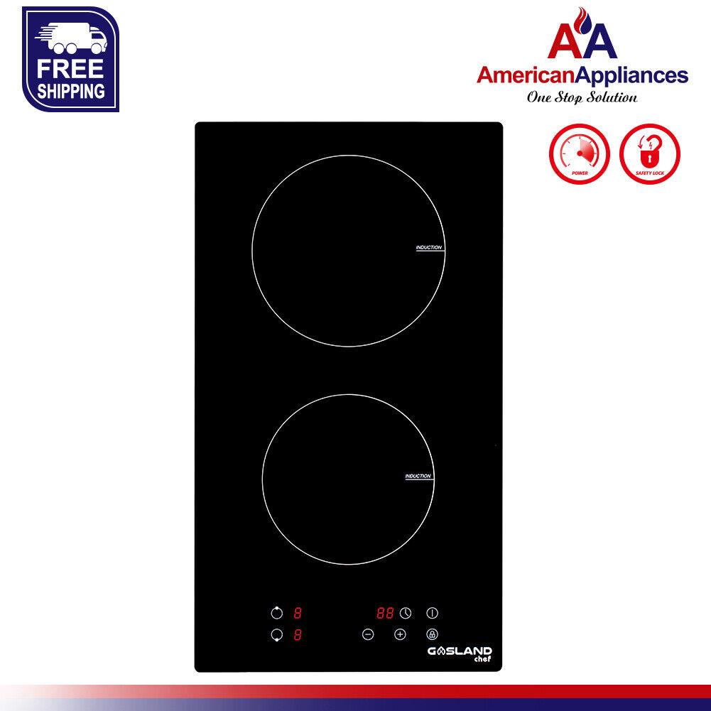 Gasland Chef IH30BF Built-in Induction Cooktop,12''Electric