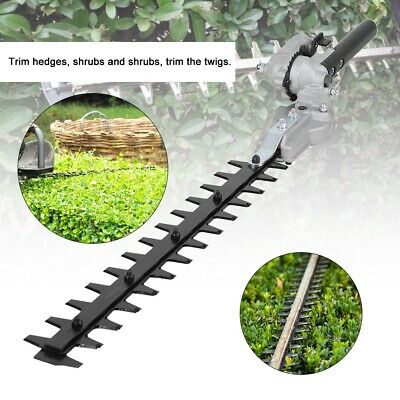 7 Teeth Universal Hedge Trimmer Blade Garden Grass Shrubs Brush Cutter Home New