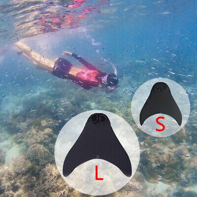 Kid Adult Monofin Swimming Meerjungfrau Tails Fin Flossen Girl Swimmable Mono Ne