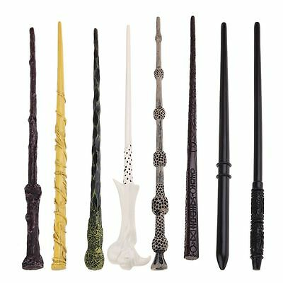 Magic Magical Wand Collection Wizard Deathly Hallows Hogwarts Box Cosplay Gift