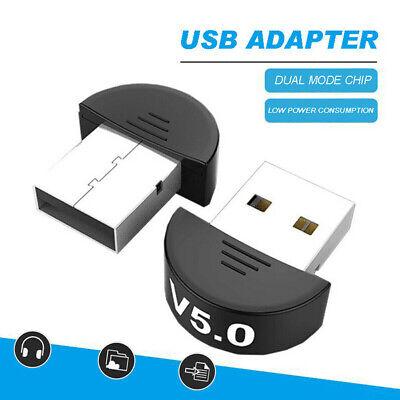 USB Bluetooth 5.0 Adaptador Inalámbrico Receptor Dongle para PC Win 10 8 7 XP comprar usado  Enviando para Brazil