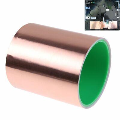 3meter Adhensive Conductive Copper Tape Repellent Emi Shield Heat Insulation