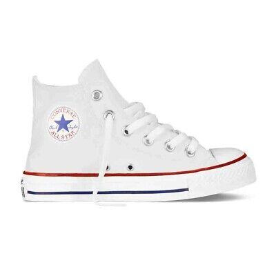 n Converse Chuck Taylor All Star 3J253C Weiß Turnschuhe (Chuck Taylor Mädchen Schuhe)