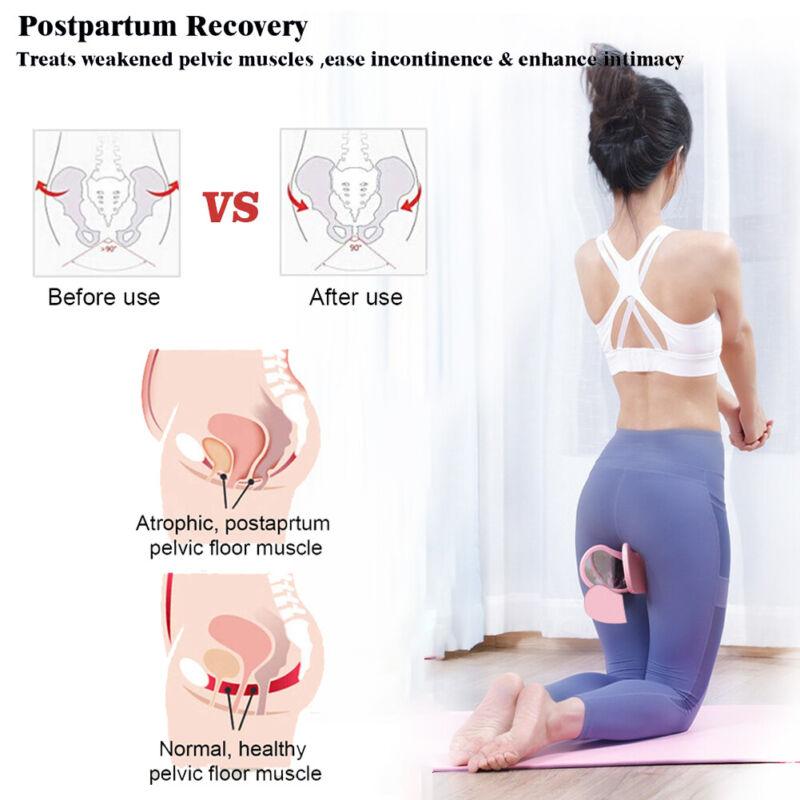 Inner thigh exerciser Equipment Fitness pelvic floor muscle exerciser