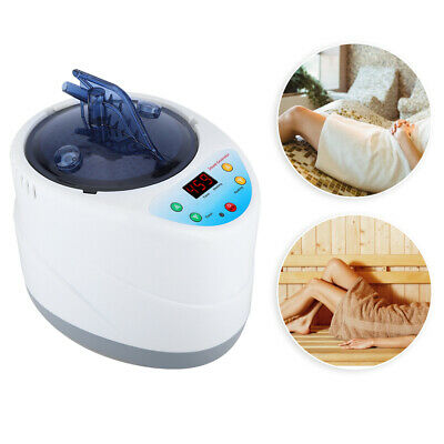 Fumigation Machine Home Steam Generator for Sauna Spa Tent Body Therapy SPA