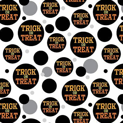 Gift Wrap Wrapping Paper Pattern Holiday Halloween Fall Harvest Thanksgiving](Halloween Gift Wrapper)