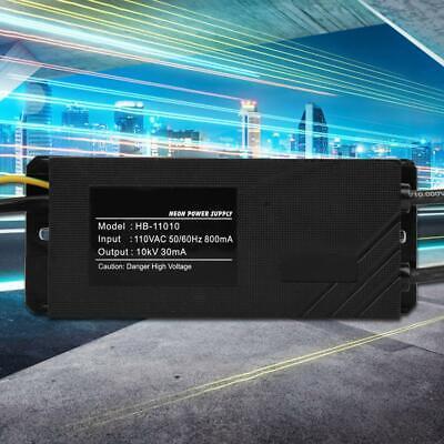 10kv 30ma Neon Light Electronic Transformer Power Supply Rectifier 110v Us Plug