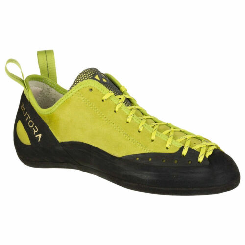 BUTORA Unisex Mantra Green Wide Fit Climbing Shoe US 10.5
