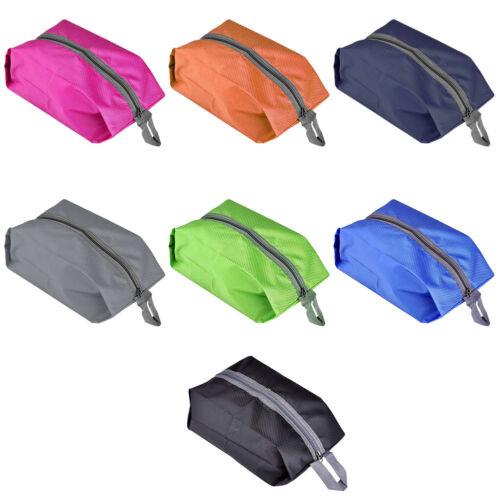 82fe534cfb7b Travel Shoe Bags Zip Pouch Storage Organizer Waterproof Bag Shoes ...