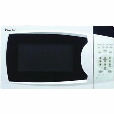 Magic Chef Mcm770w .7 Cubic-ft, 700-watt Microwave w Digital