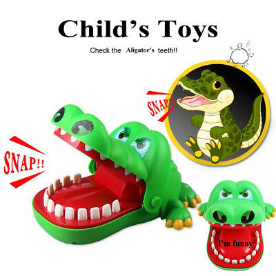 Toys for Goys 3 4 5 6 7 8 9 Years Old Parent-Child Funny Game Child's Toy Bite - Games For 8 Year Old