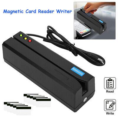 Magnetic Stripe Swipe Msr605x Credit Card Reader Writer Encoder Msr605msr606