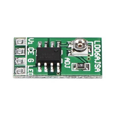Dc 3.3v 3.7v 5v Led Driver 30-1500ma Constant Current Adjustable Module Js