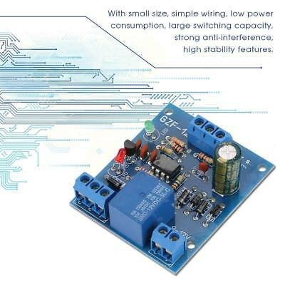 Liquid Level Switch Controller Water Tank Automatic Pumping Control Module 9-12v