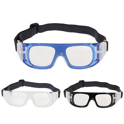 Sports Protective Goggles Basketball Glasses Eyewear for Football Rugby Ski Read