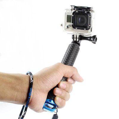 Actioncam Selfie Stick ausziehbar Teleskop Handgriff 19cm bis 49cm GoPro HERO