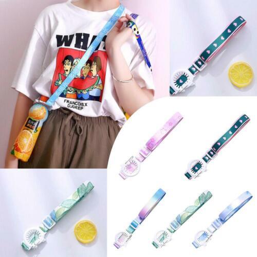 Portable Water Bottle Shoulder Strap Rope Beverage Holder Buckle Grea#gdul