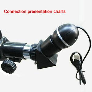 0.3MP USB Telescope Digital Camera Webcam Electronic Eyepiece for 0.965