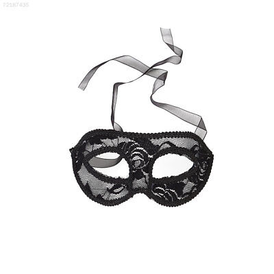 Halloween Lace Mask Makeup (5786 Halloween Masquerade Cosplay Eye Mask Lace PVC Carnival Make Up Party Mask)