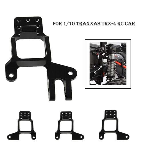 4Pcs 1/10 RC Metal Front Rear Shock Tower Hoops Bracket Mount For TRAXXAS TRX-4 - $19.99