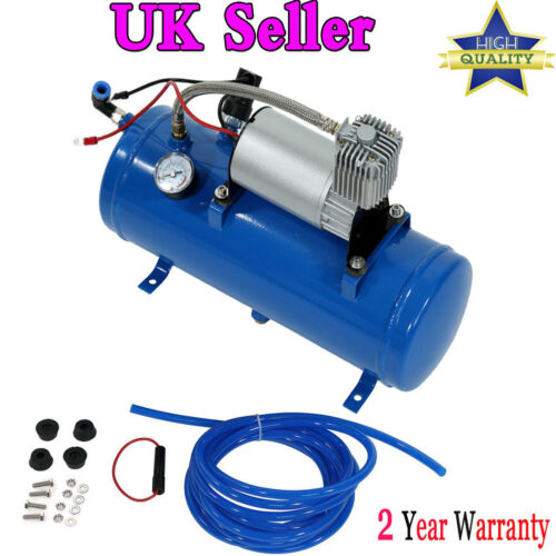 Heavy Duty 150psi Air Compressor Tyre 12v Inflator Pump For Air Horn Truck Tire