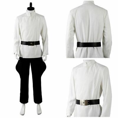 Hot Star Wars Imperial Naval Officer Uniform White Halloween Cosplay Costume (Hot Star Wars Kostüme)