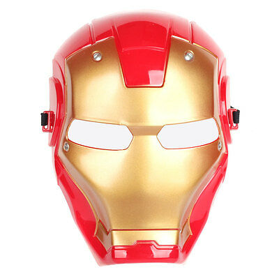 Iron Man MASK Party Costume Cosplay Child Kid Toy (Kid Halloween-party)