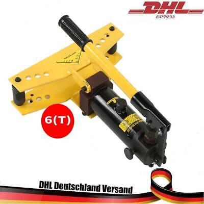 """06166 Rohrbiegegerät 16t Rohrbiegemaschine Rohrbieger hydr bis 3/"""" Biegemaschine"""