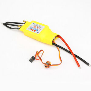 Mystery 100A LI-po Cool Water Brushless Speed Controller ESC For RC Boat