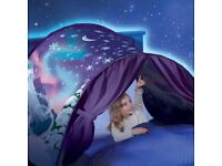 Kids bed tent - new
