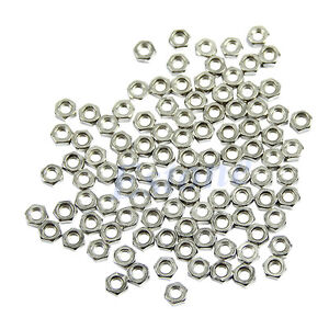100pcs-M3-Dia-3mm-Hex-Screw-Nut-Carbon-Steel-Nuts-Good-High-Quality-DIY-New