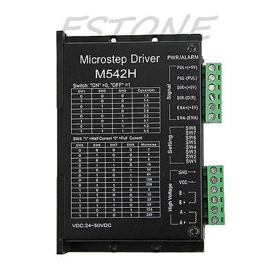 Cnc Micro-stepping Stepper Motor Driver M542dm542 Bi-polar 2phase 4.5a Switch