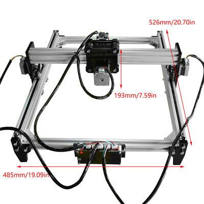 Vg-l3 Mini Laser Engraving Cutting Machine Printer Kit Desktop Diy 110-240v Us