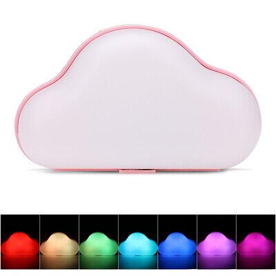 Lovely Sleeping LED Night Light Table Lamp Cloud Baby Kids Room Decor Best