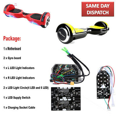 Balance Smart Scooter Mother-board Remote Motherboard Controller w/ Cable