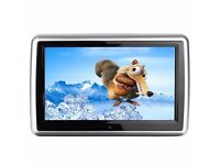 Headrest DVD Player, DDAUTO Upgraded Capacitive Touch Screen Multimedia Player LCD Screen