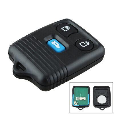 433Hz 3 Buttons Replacement Remote Control Car Key Fob Transmitter Clicker Alarm comprar usado  Enviando para Brazil