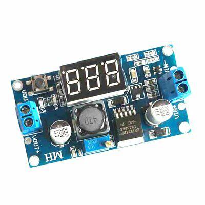 Lm2596 Led Voltage Regulator Dc-dc Buck Step Down Converter Module Voltmeter
