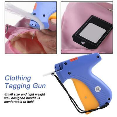 Plastic Price Label Tagging Gun Tagger Commercial For Clothes Garment Shop Tool