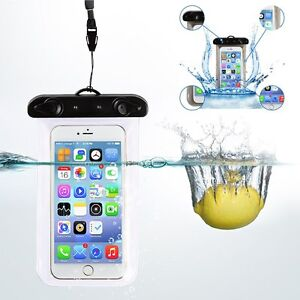 Housse etui pochette sac etanche waterproof case samsung for Housse etanche iphone