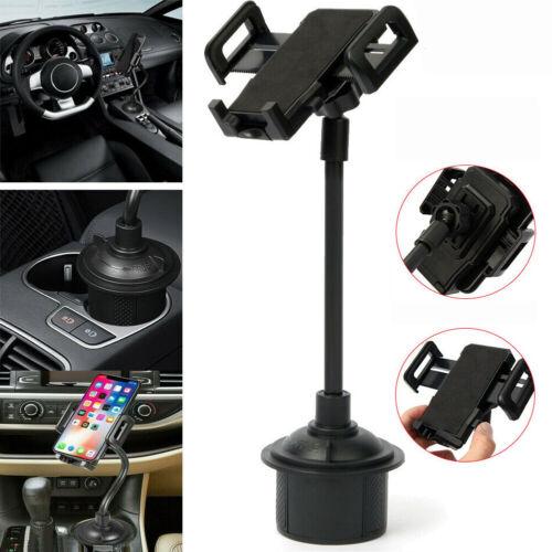 Universal Adjustable Gooseneck Cup Cradle Car Mount Holder F