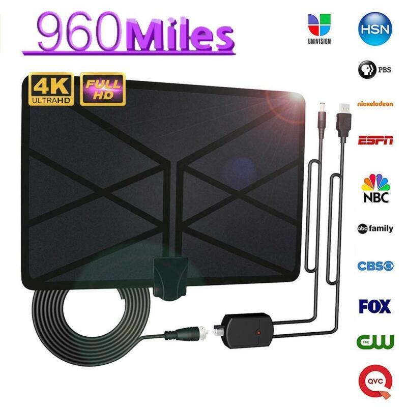 hd1080p tv aerial indoor digital amplified antenna
