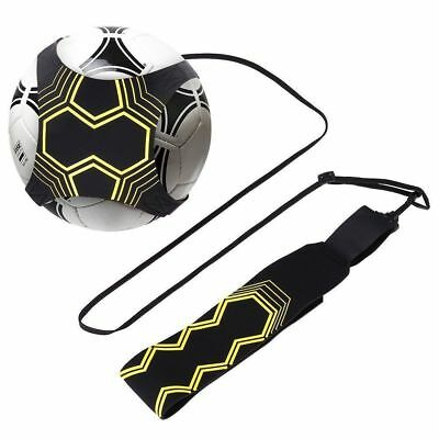 Football Star Kick Football Practice Training Aid - Solo Soccer Trainer Returner