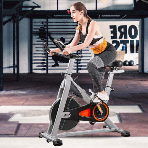 Indoor Exercise Spinning Bike Professional Home Cycling Fitn