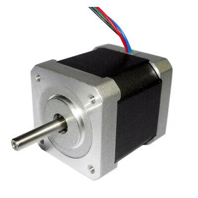 Nema 17 Stepping Angle 1.8 Bipolar 4 Lead Stepper Motor 12-24v Dc 3d Printer