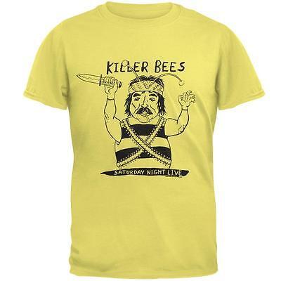 Saturday Night Live - Killer Bees Mens Soft T Shirt](Snl Killer Bees)