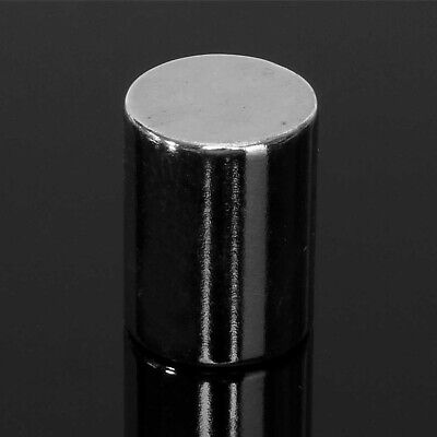 1Pcs Super Strong Round Cylinder Magnets Rare-Earth Neodymium Magnet N52 Welcome Business & Industrial