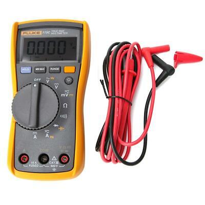 Fluke 115c Cat Iii 600v Led Digital Multimeter Mini Multimeter Universal Meter
