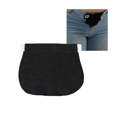Maternity Pregnancy Waistband Belt ADJUSTABLE Elastic Waist Extender Pants Well